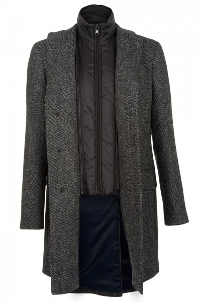 Mens Harris Tweed Coats