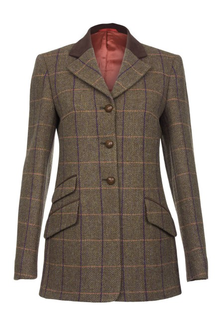 harris tweed hacking jacket men& 39