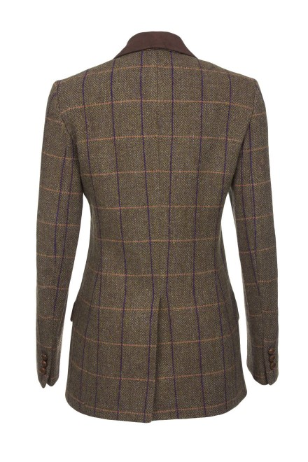 Eloise Harris Tweed Hacking Jacket at The Harris Tweed Company ...