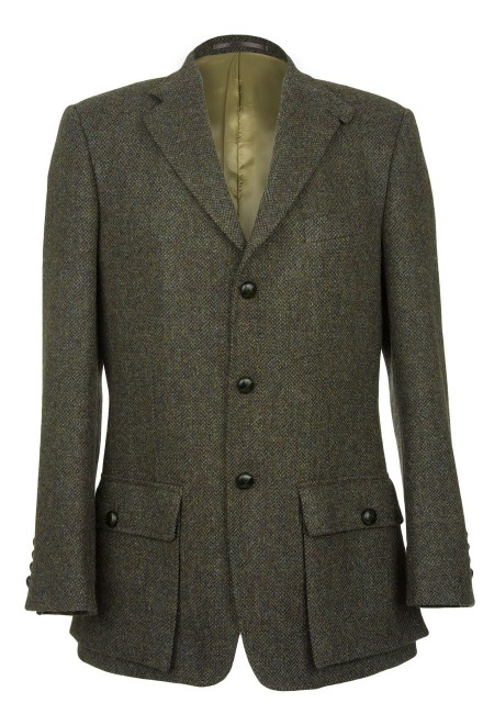Gresham Harris Tweed Shooting Jacket at The Harris Tweed Company ...