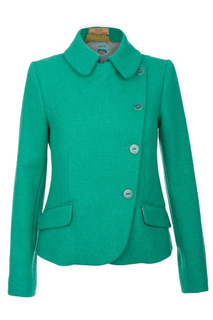 Jade Green Jacket